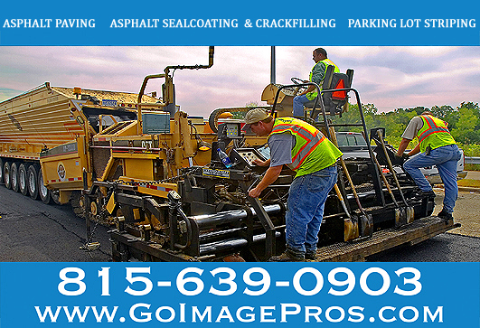 Complete Asphalt Maintenance Services